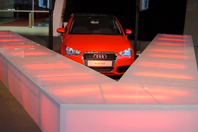 Audi A1 Launch