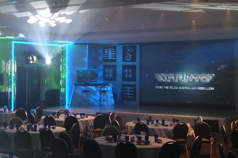 Telco Launch Crown Plaza
